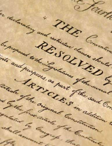 What Does the Constitution Say About Patents?